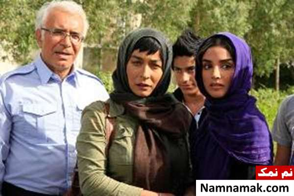 نقش آفرینی آزیتا حاجیان در فیلم سینمایی تاکسی نارنجی