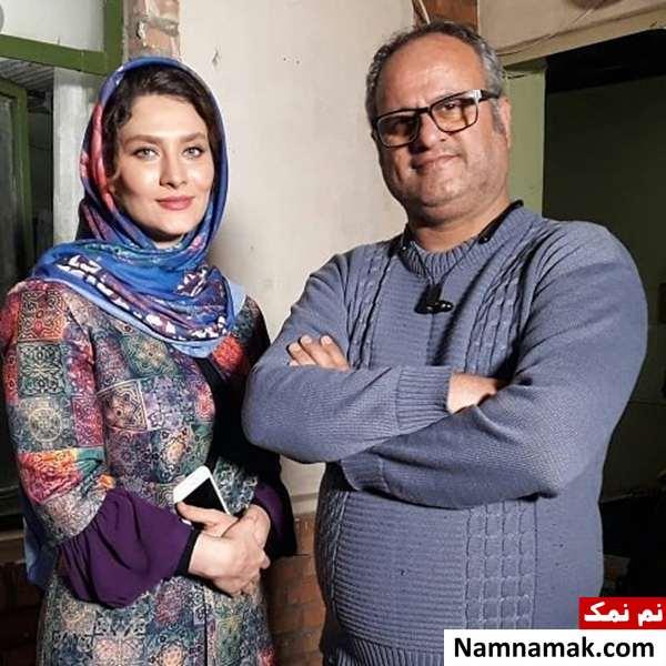 وضعیت ازدواج و همسر ساناز سعیدی