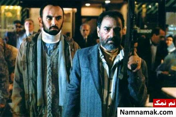 فیلم و سریال های مشترک پرویز پرستویی و حبیب رضایی