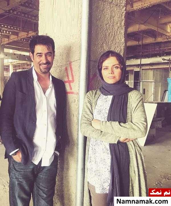 شهاب حسینی و غزاله نظر