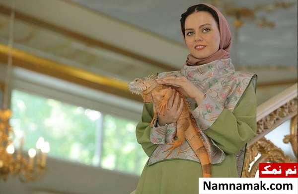غزال نظر بازیگر سینما و تلویزیون