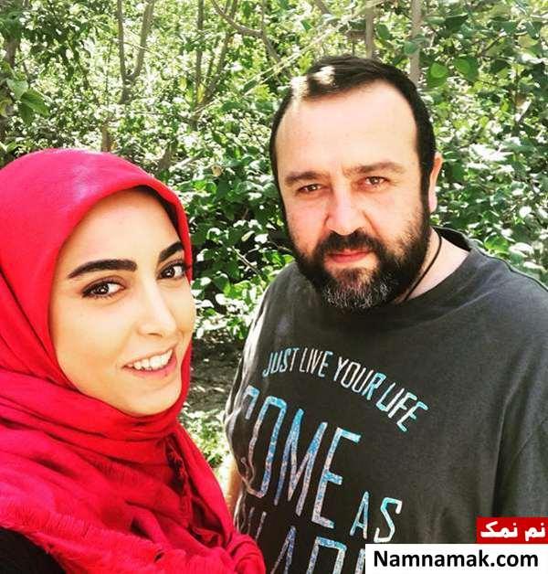 وضعیت ازدواج و همسر ساناز طاری