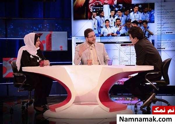 بشیر حسینی ، فرزاد حسنی و پرستو صالحی در برنامه اکسیر
