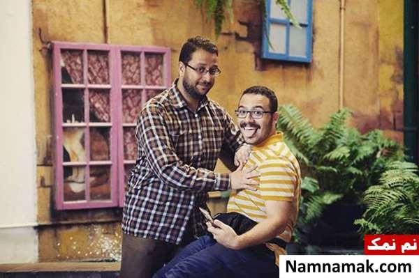 عکسهای شخصی سید بشیر حسینی