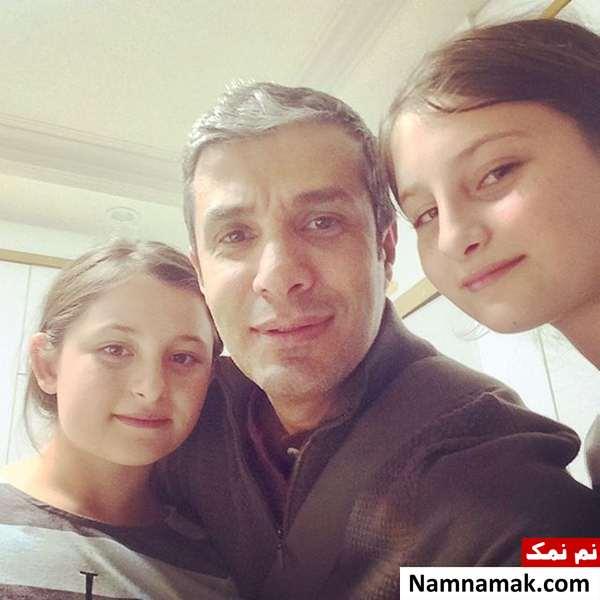 بیوگرافی آریا عظیمی نژاد و همسر و پسرش اعلا زندگینامه